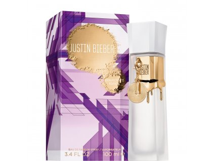 Justin Bieber Collector´s Edition - parfémová voda