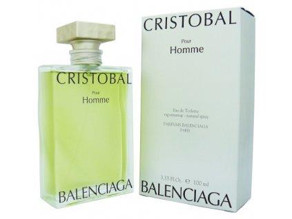 Balenciaga Cristobal pour Homme - toaletní voda