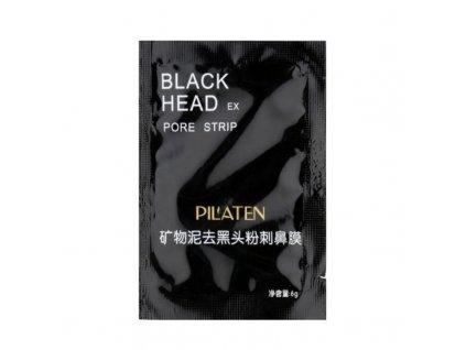 Pilaten Černá slupovací maska - (Black Mask)