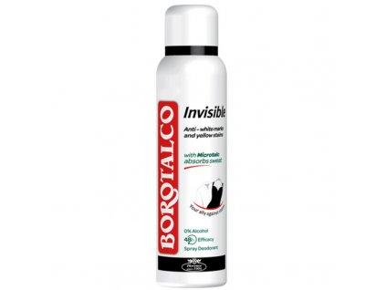 Borotalco Deodorant ve spreji Invisible