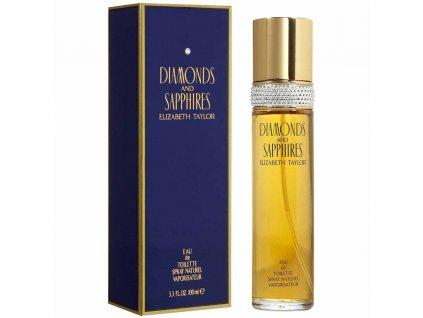 Elizabeth Taylor Diamonds and Sapphires - toaletní voda