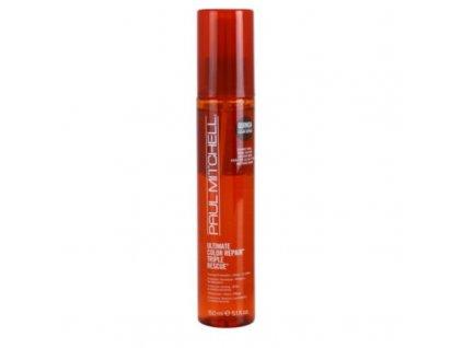 Paul Mitchell Dvoufázový sprej pro ochranu barvených vlasů Ultimate Color Repair - (Triple Rescue)
