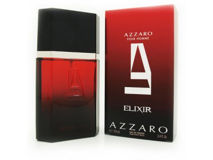Azzaro Elixir pour Homme - toaletní voda