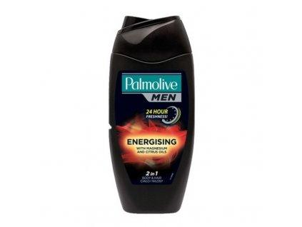 Palmolive Energizující sprchový gel pro muže 2v1 na tělo a vlasy For Men - (Energising 2 In 1 Body & Hair Shower Shampoo)