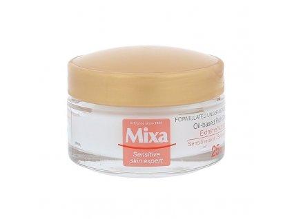 Mixa Extreme Nutrition Oil-based Rich Cream - denní pleťový krém
