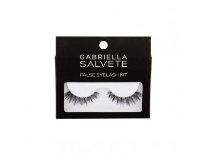 Gabriella Salvete False Eyelashes - (Black) umělé řasy SPF30