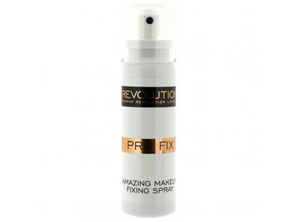 Revolution Fixační sprej na make-up - (Pro Fix Makeup Fixing Spray)