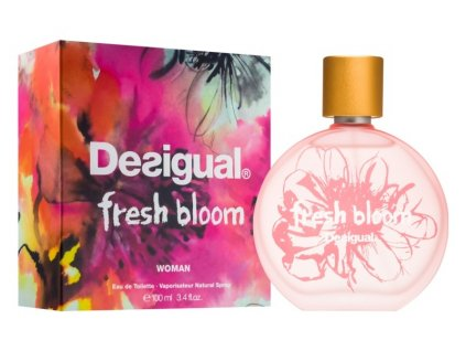 Desigual Fresh Bloom - toaletní voda