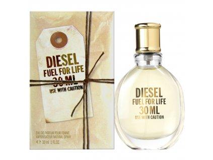 Diesel Fuel for Life pour Femme - parfémová voda