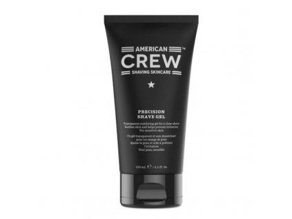 American Crew Gel na holení pro přesné oholení vousů - (Shaving Skincare Precision Shave Gel)