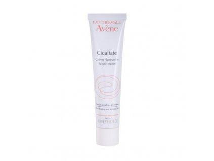 Avene Hojivý antibakteriální krém pro citlivou a podrážděnou pokožku Cicalfate - (Repair Cream)