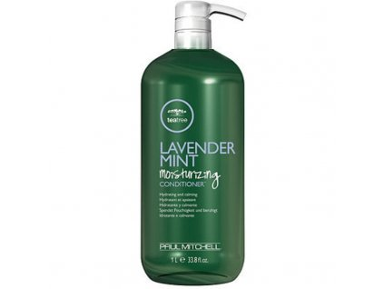 Paul Mitchell Hydratační a zklidňující kondicionér pro suché vlasy Tea Tree Lavender - (Mint Conditioner)