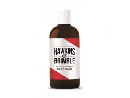 Hawkins & Brimble Hydratační sprchový gel s vůní elemi a ženšenu - (Elemi & Ginseng Body Wash)
