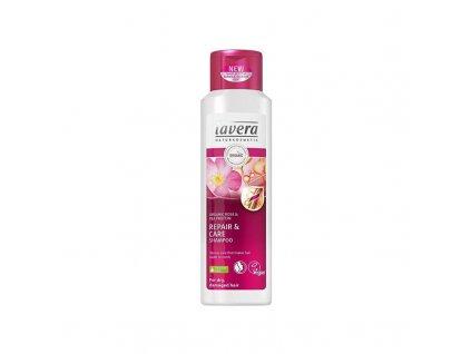 Lavera  Intenzivní šampon pro pro suché a namáhané vlasy - (Repair & Care)