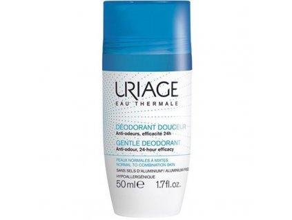 Uriage Jemný kuličkový deodorant roll-on - (Gentle Deodorant)