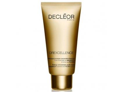 Decleor Koncentrovaná omlazující energizující maska na obličej Orexcellence - (Energy Concentrate Youth Mask)