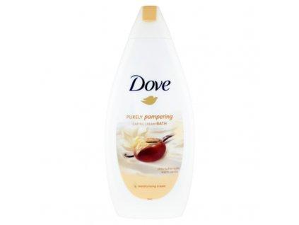 ELODE Krémová pěna do koupele s bambuckým máslem a vanilkou Purely Pampering - (Caring Cream Bath)