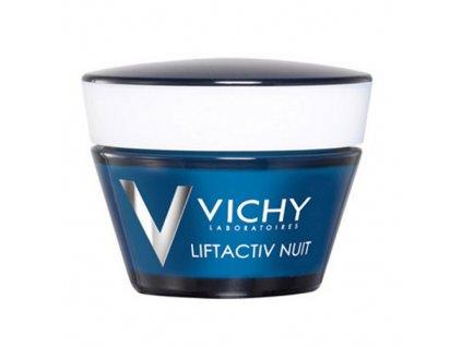 Vichy LIFTACTIV DERM SOURCE - zpevňující péče proti vráskám noční