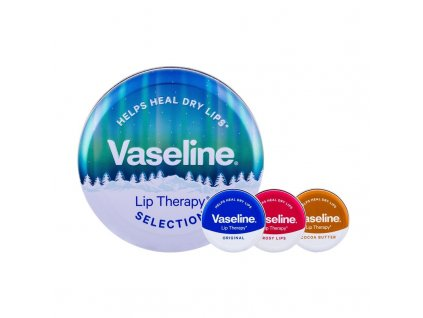 Vaseline Lip Therapy - (Cocoa Butter) balzám na rty Selection