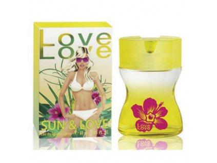 Love Love LL Sun & Love - toaletní voda