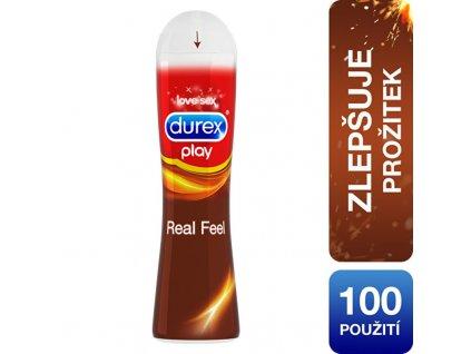 Durex Lubrikační gel Play Real Feel