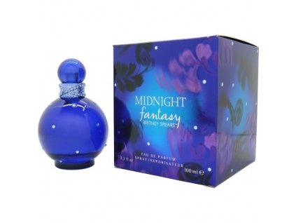 Britney Spears Midnight Fantasy - parfémová voda