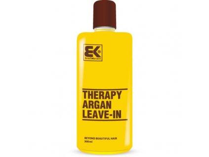 Brazil Keratin Neoplachovací balzám pro poškozené vlasy - (Therapy Argan Leave-In)