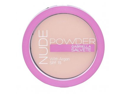 Gabriella Salvete Nude Powder - (02 Light Nude) pudr SPF15