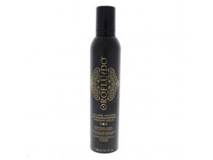 Orofluido Objemová pěna na vlasy pro ochranou barvy - (Volume Mousse)