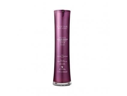Alterna Obnovující sérum na ochranu barvy vlasů Caviar - (Infinite Color Hold Vibrancy Serum Dual-Use Booster)