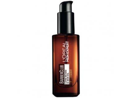 L´Oréal Paris Olej pro plnovous a tvář Barber Club - (Long Beard & Skin Oil)