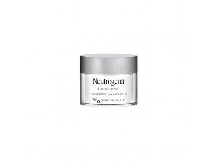 Neutrogena Omlazující denní krém s SPF 20 Cellular Boost - (Rejuvenating Day Care)