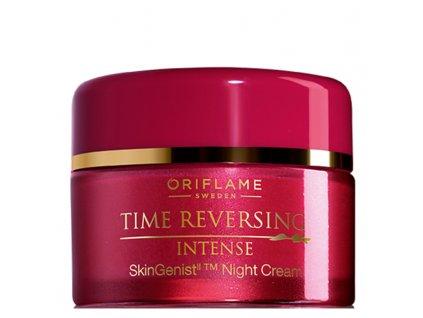 Oriflame Omlazující noční krém Time Reversing - (Intense SkinGenistII Night Cream)