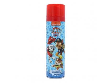 Nickelodeon Paw Patrol Mouldable Foam Soap - sprchová pěna