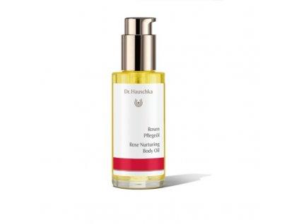 Dr. Hauschka Pečující tělový olej s výtažky z růže - (Rose Nurturing Body Oil)
