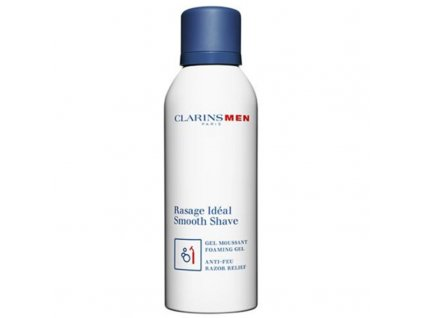 Clarins Pěnivý gel na holení Smooth Shave - (Foaming Gel)