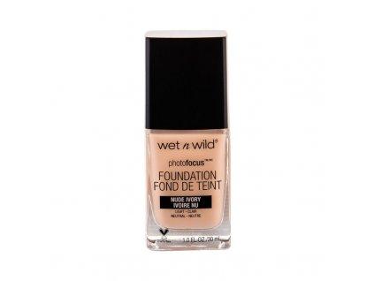 Wet n Wild Photo Focus - (Nude Ivory) makeup