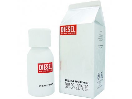 Diesel Plus Plus Feminine - toaletní voda