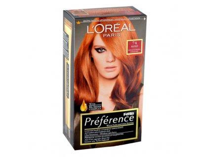 LOREAL Préférence Féria - (74 Mango) barva na vlasy