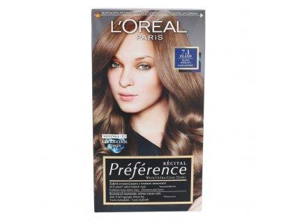 di ANGELO cosmetics Préférence Récital - (7.1 Island) barva na vlasy