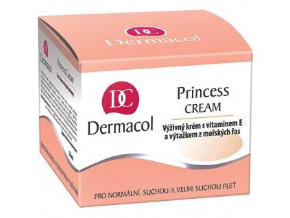 Dermacol Princess Cream-Nourishing - výživný krém