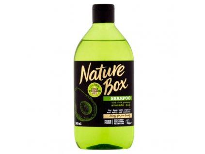 Nature Box Přírodní šampon Avocado Oil - (Shampoo)