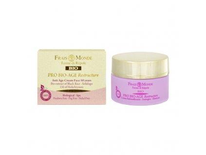 Frais Monde  Pro Bio-Age Restructure AntiAge Face Cream 50Years - denní pleťový krém