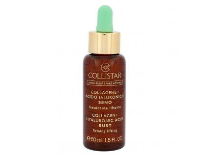 Collistar  Pure Actives Collagen + Hyaluronic Acid Bust - péče o poprsí