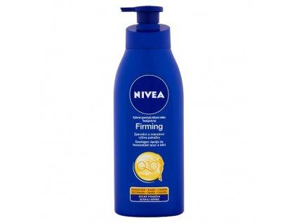 Nivea Q10 Firming Body Lotion Dry Skin - Zpevňující tělové mléko pro suchou pokožku