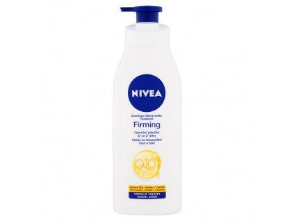 Nivea Q10 Firming Body Lotion Normal Skin - Zpevňující tělové mléko pro normální pokožku