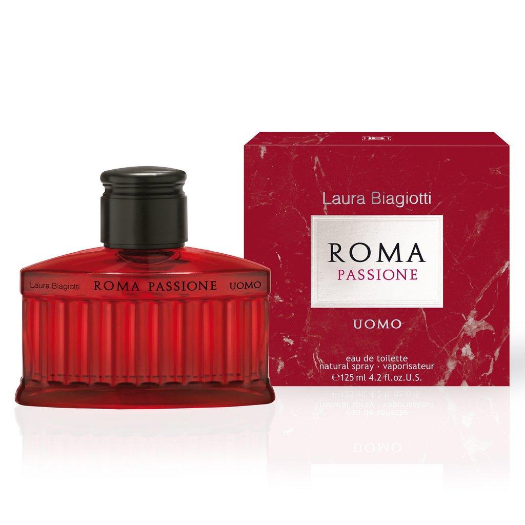Laura Biagiotti Roma Passione Uomo - toaletní voda M Objem: 125 ml