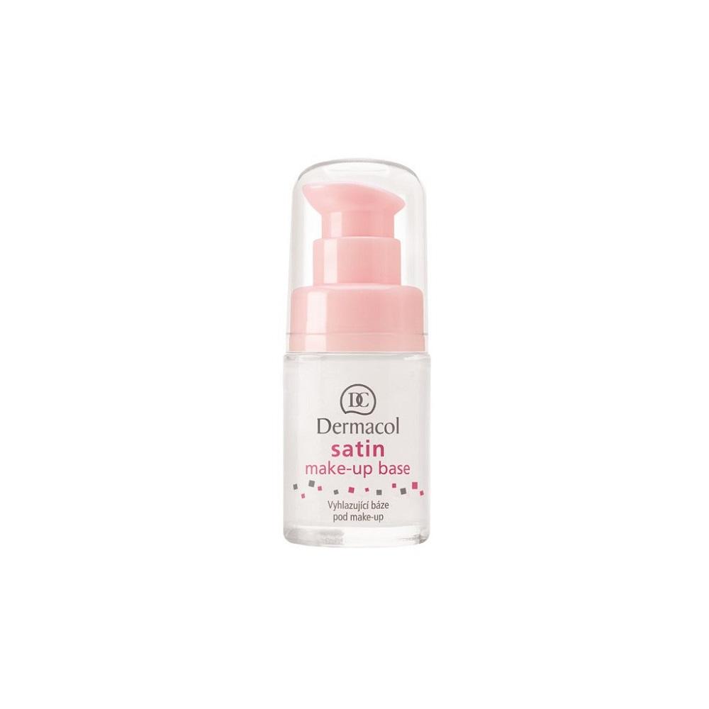 Dermacol Satin Make-Up Base - vyhlazující báze pod make-up W Objem: 30 ml
