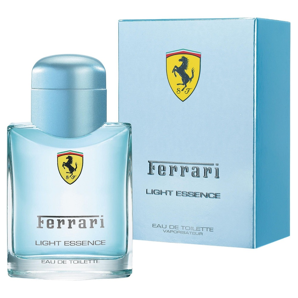 Ferrari Scuderia Light Essence - toaletní voda M Objem: 125 ml