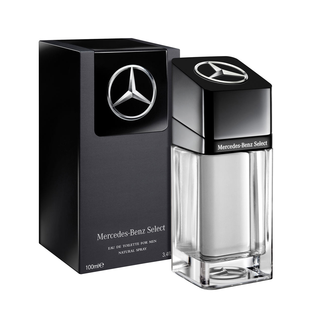 Mercedes Benz Select for Man - toaletní voda M Objem: 100 ml